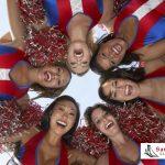Cheerleaders Rule the World