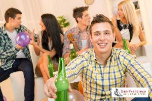 Minor Consuming Alcohol
