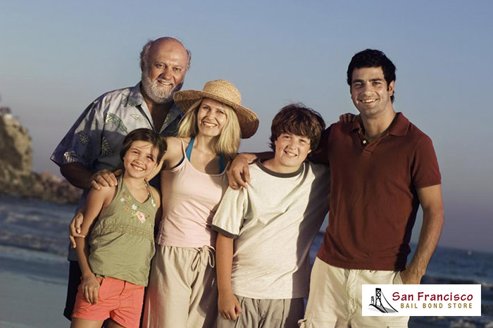 Family Helps Family at Bail Bonds in Montara