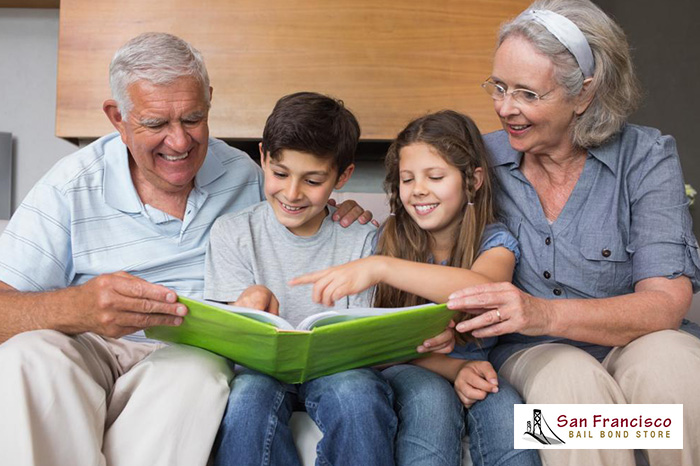 Are Your Grandkids Asking for Bail Money?