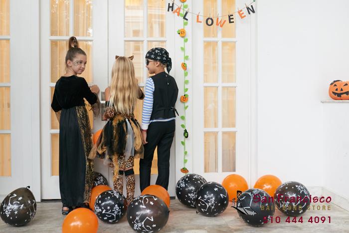 Celebrating Halloween in 2020
